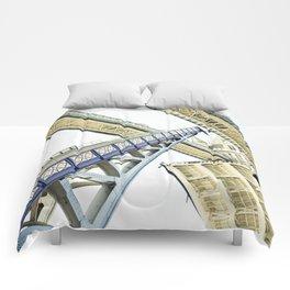 Tower Bridge 02A - Going Up Comforters