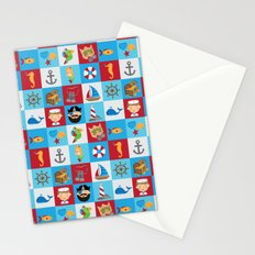 Ahoy There! Stationery Cards