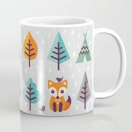 FOX IN THE FOREST Coffee Mug