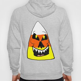 Candy Corn Creature Hoody