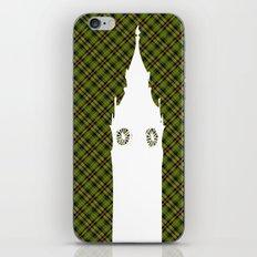 Architecture - Big ben iPhone & iPod Skin
