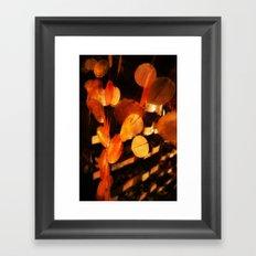 Untitled Hanging Framed Art Print