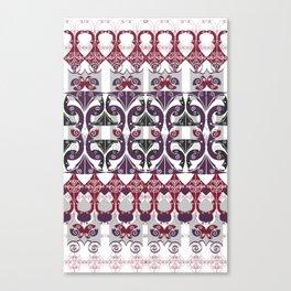 FauxBeaux Canvas Print