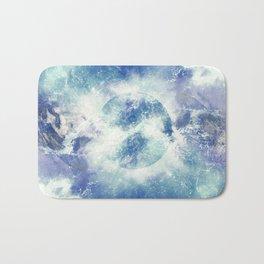 Universe Atoms Stories Bath Mat