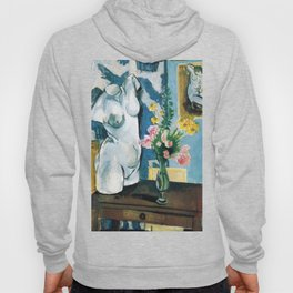 The Plaster Torso - Henri Matisse - Exhibition Poster Hoody