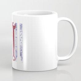 MECHANIC FLAG Coffee Mug