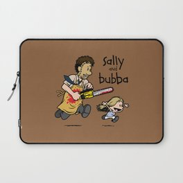 Sally and Bubba Laptop Sleeve