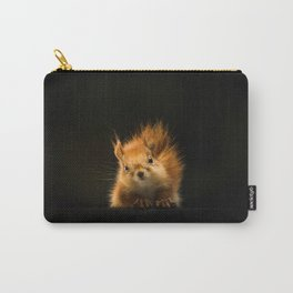 Starring Squirrel Carry-All Pouch