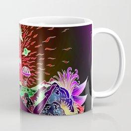 L - deep violet Coffee Mug