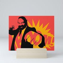 Bud Spencer - Boom Mini Art Print