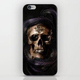 Choke iPhone Skin