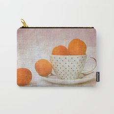 a cup full of apricots Carry-All Pouch