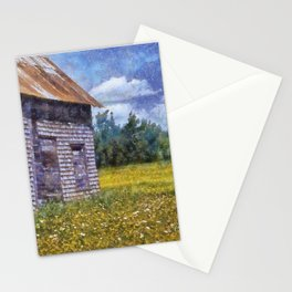 Field of Memories Stationery Cards