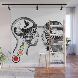 [lux aeterna] Wall Mural