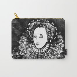 Queen Elizabeth I Portrait  Carry-All Pouch