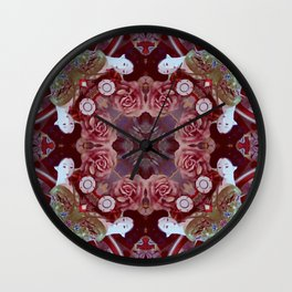 Geisha Dames Wall Clock