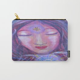 Ancient Earth Goddess Carry-All Pouch