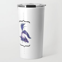 """betto"" to fish Travel Mug"