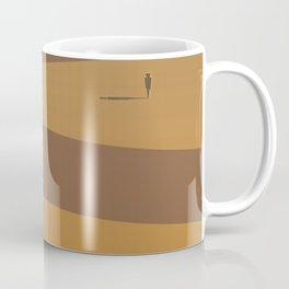 Stalking Sandy Sahara Coffee Mug