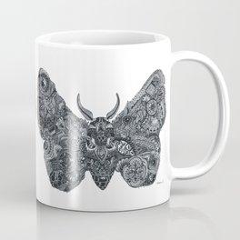 'Moth' Coffee Mug