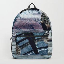 Reaching Backpack
