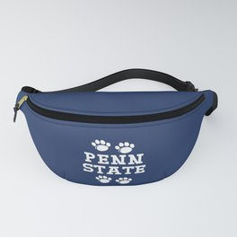 Penn State Nittany Lions Paw Fanny Pack