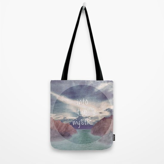 Into the Mystic (ANALOG zine) Tote Bag