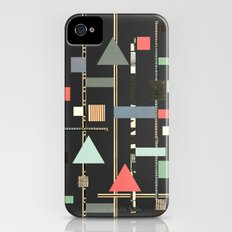 Abstract Aztec No. 1 Slim Case iPhone (4, 4s)