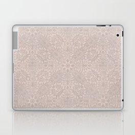 Damask Pattern Smoke Rose Laptop & iPad Skin