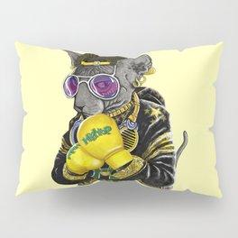 Boxing Cat 3 Pillow Sham