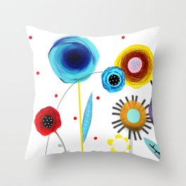 Show Me What I'm Looking For Throw Pillow