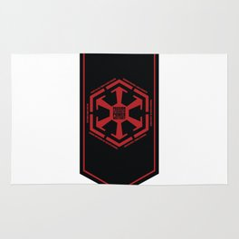The Code of the Sith Rug