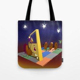Super Croket Tote Bag
