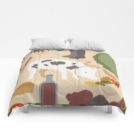 Truffle Hunting Comforters