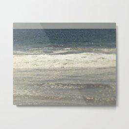 Indigo Ocean Metal Print