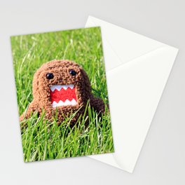 Domo-Kun Stationery Cards