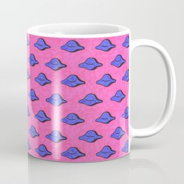 flying saucers Coffee Mug