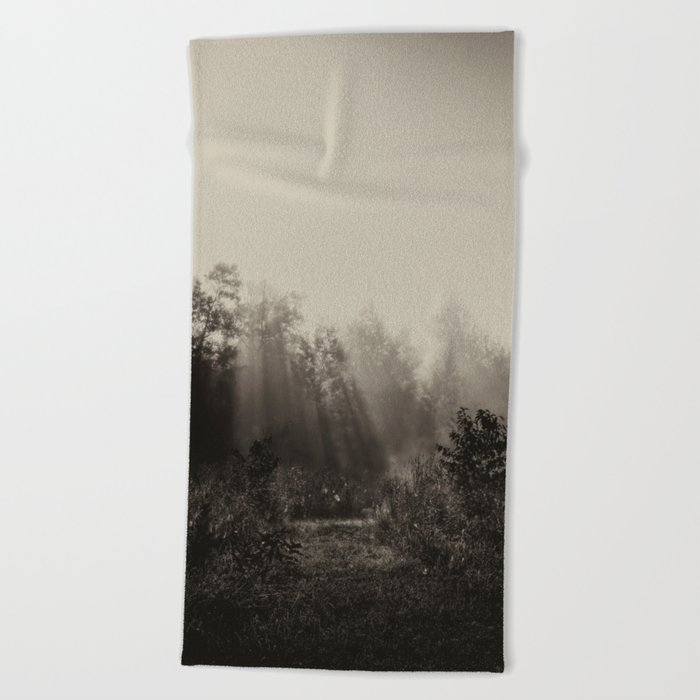 Light Beach Towel