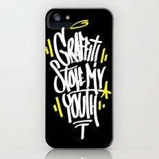 Graffiti iPhone (5, 5s) Slim Case