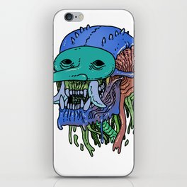 Masked Troll iPhone Skin