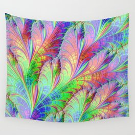 Tropical Palms Wall Tapestry
