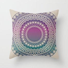 Secret writing Throw Pillow
