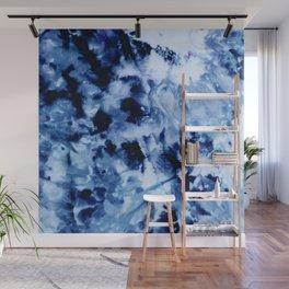 Ice Dye #1 Wall Mural