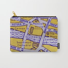 Streets of London 3 Carry-All Pouch