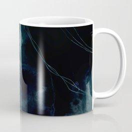 Electric - Mixed media art Coffee Mug