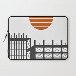 City in construction Laptop Sleeve