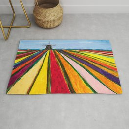 The Colors of Amsterdam Rug