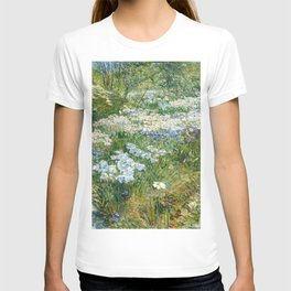 Childe Hassam - The Water Garden T-shirt