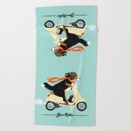 Bern Rubber Beach Towel