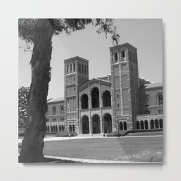 UCLA Architecture, Los Angeles Metal Print